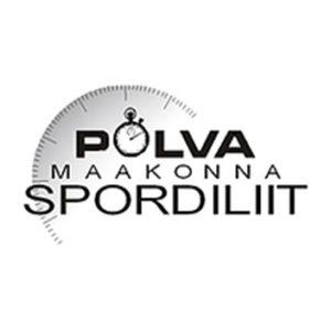 Põlva maakonna spordiliit logo