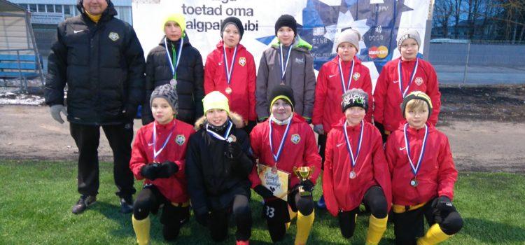 Tammeka cup 143