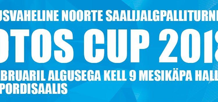 Lootos CUP2018_banner