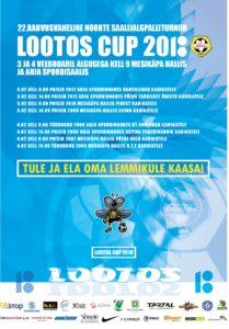Lootos CUP2018_kuulutus
