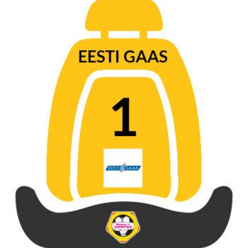 Iste 1 - Eesti Gaas