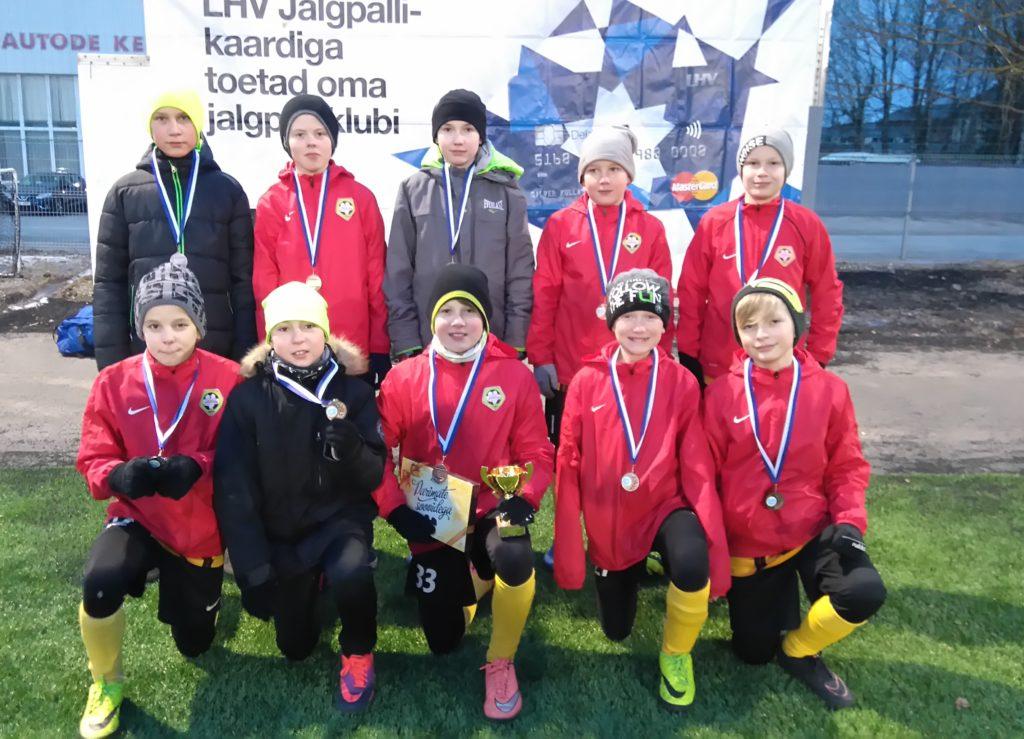 Tammeka cup 141