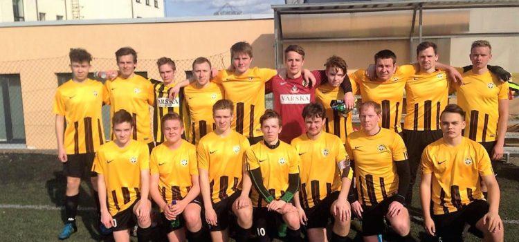 9d00c611f32 Meeskond alustas võiduga Elva üle – FC Lootos jalgpalliklubi