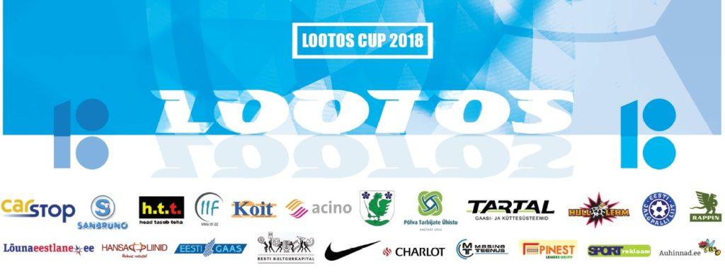 Lootos CUP2018_sponsors